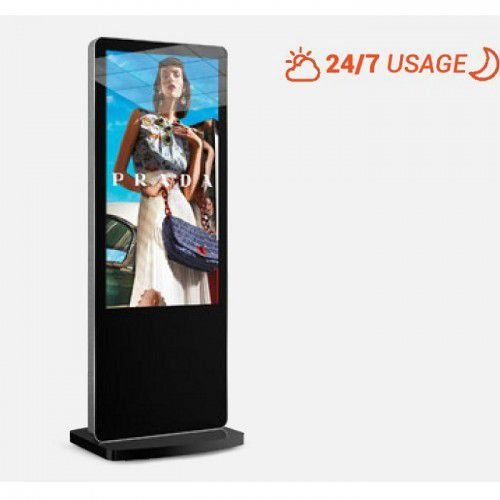 """Digitale Infostele mit 50"""" Android Media Player"""
