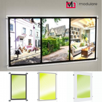 LED Schaufenster Display Multi Kit 1 x 3A4