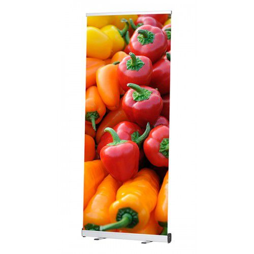 RollUp Banner Plus 80x200 mit Digitaldruck
