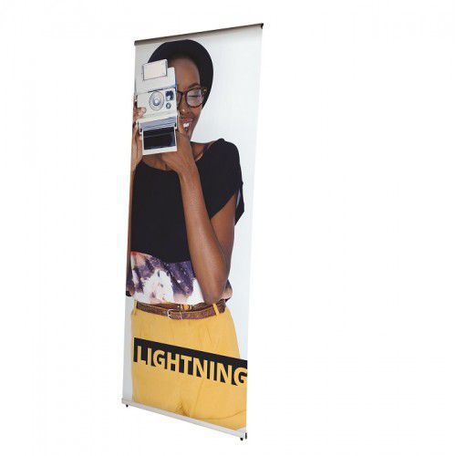Bannerdisplay Uno mit Digitaldruck 1000 mm