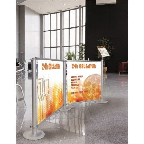 Bannerdisplay Tex Wall 950x1090mm