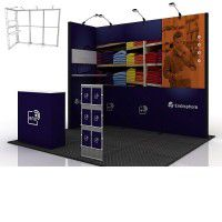 Modularer Messestand Domotex