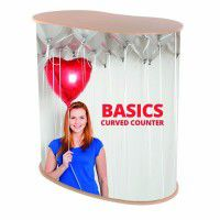 Basics Double D Promotionstheke