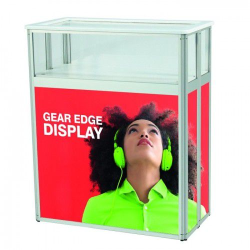 Mobile Vitrine Gear Edge