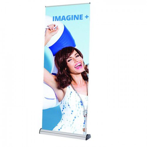 RollUp Banner Imagine Plus 850 inkl. Druck