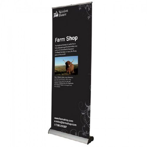 RollUp Bannerdisplay Original Plus - 600mm