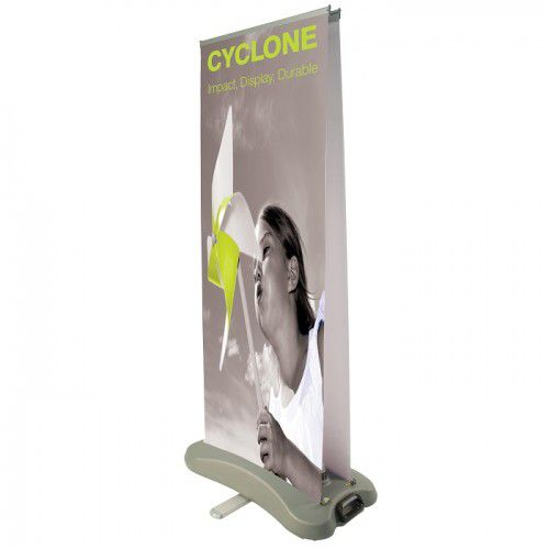 Cyclone Outdoor Doppelseitiger RollUp
