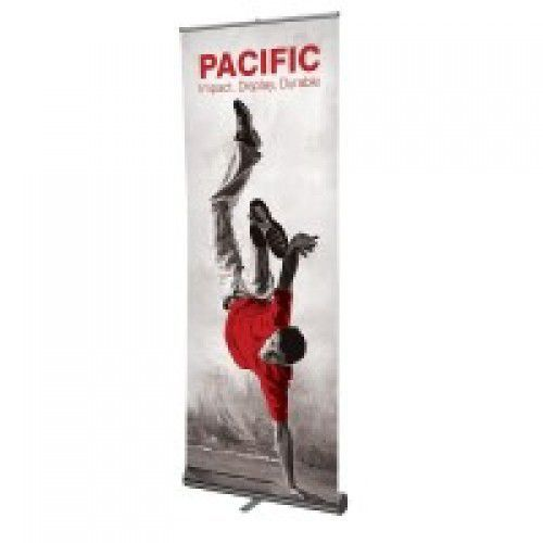 Pacific RollUp Banner 100 cm inkl. Digitaldruck