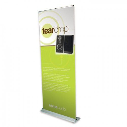 Roll-Up Banner Blade 850mm inkl. Digitaldruck