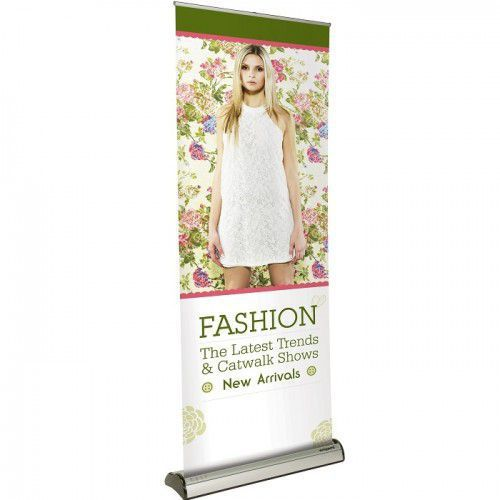 Roll-up Banner Excaliber 80cm