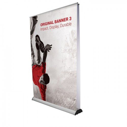 Roll-Up Bannerdisplay Original + - 1000mm
