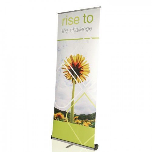 Roll-Up Bannerdisplay Stretch 80cm