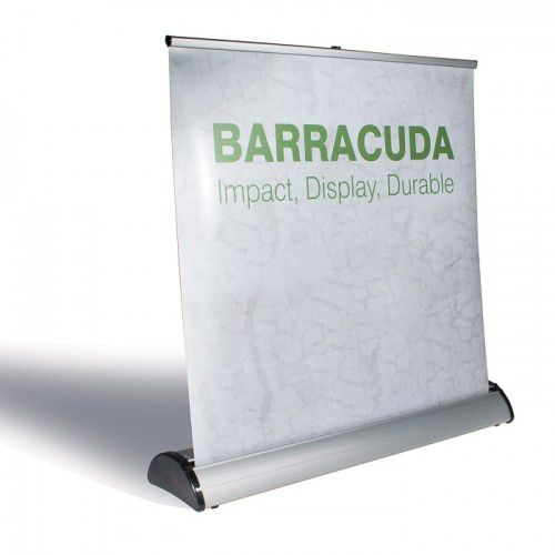 Roll-Up Barracuda 80cm inkl. Digitaldruck