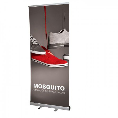 RollUp Banner Mosquito 1000mm