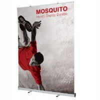 RollUp Banner Mosquito 1500mm inkl. Digitaldruck