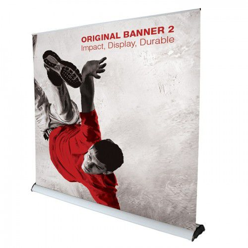 Roll-up Banner Original Plus - 120cm